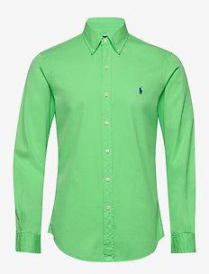 GD CHINO-SLBDPPCSPT - basic skjorter - new lime