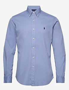 GD CHINO-CU BD PPC SP - basic-hemden - dress shirt blue