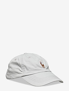 Stretch Cotton Ball Cap - CHANNEL GREY