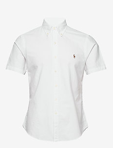Slim Fit Oxford Shirt - BSR WHITE