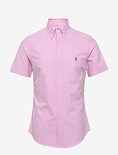 Slim Fit Oxford Shirt - new rose