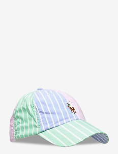 Striped Oxford Cap - FUN SHIRT