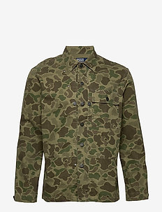 Classic Fit Camo Shirt - 4708 FROGSKIN CAM