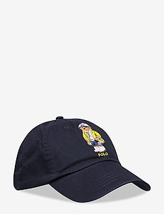 Tiger Chino Ball Cap - AVIATOR NAVY