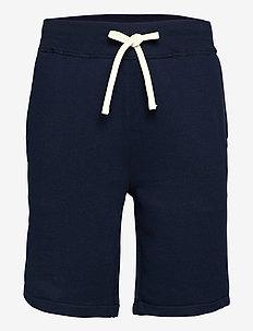 RL FLEECE-ATH-SHO - casual shorts - cruise navy