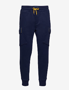 Fleece Cargo Jogger - sweat pants - newport navy