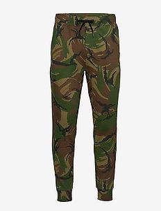 Camo Double-Knit Jogger Pant - joggingbyxor - british elmwood c