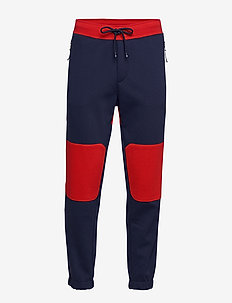 Polo Sport Double-Knit Jogger - sweat pants - cruise navy multi