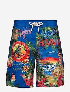 8½-Inch Kailua Swim Trunk - HAWAIIAN CIGAR BO