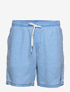 RELAXED FIT GRADUATE SHORT - chambray