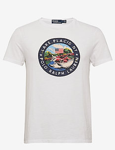 Custom Slim Fit T-Shirt - classic oxford wh
