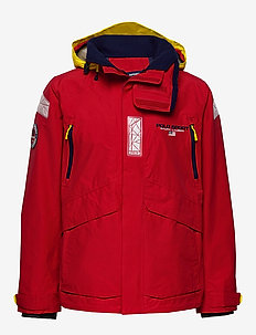 Polo Sport Hooded Jacket - RL 2000 RED