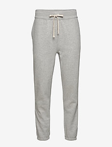 RL FLEECE-ATH-PNT - sweat pants - andover heather