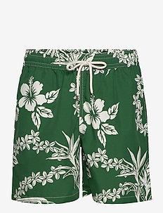TRAVELER SHORT - shorts de bain - hawaiian woodie