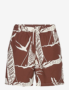 TRAVELER SHORT - shorts - kon tiki expediti