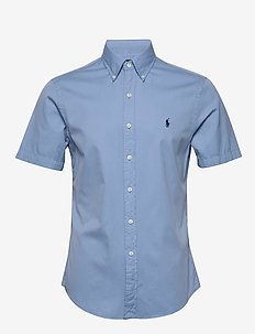 GD CHINO-SLBDPPCSSS - dress shirt blue