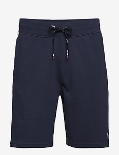 Cotton Interlock Short - CRUISE NAVY MULTI