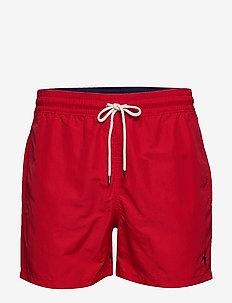 4½-Inch Slim Fit Swim Trunk - RL 2000 RED