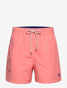 4½-Inch Slim Fit Swim Trunk - faded neon pink