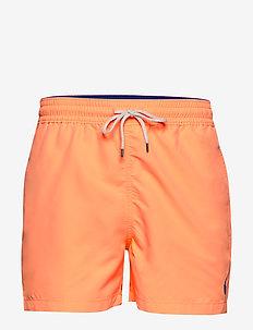 4½-Inch Slim Fit Swim Trunk - ORANGE SPLASH