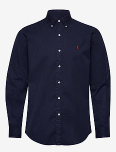 GD CHINO-CUBDPPCS - basic shirts - cruise navy