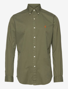 GD CHINO-CUBDPPCS - basic skjorter - jungle