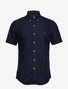 Slim Fit Oxford Shirt - RL NAVY