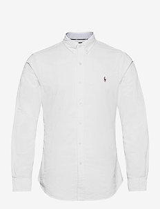 OXFORD-SLBDPPCS - basic-hemden - bsr white