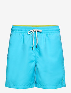 TRAVELER SHORT - shorts - french turquoise