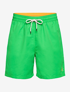 5½-Inch Traveler Swim Trunk - badebukser - neon green