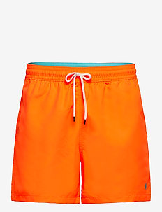 TRAVELER SHORT - shorts de bain - orange flash