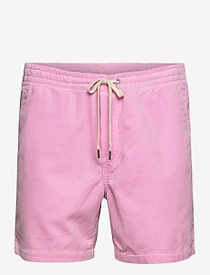 Classic Corduroy Polo Prepster - casual shorts - carmel pink