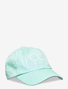 Polo 1992 Chino Ball Cap - kepsar - bayside green