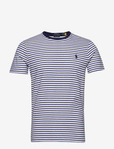26/1'S JERSEY-SSL-TSH - short-sleeved t-shirts - white multi
