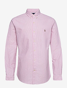OXFORD-SLBDPPCS - oxford shirts - 2600b rose pink/w