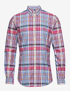 OXFORD-SLBDPPCS - oxford-skjortor - 4653b pink large