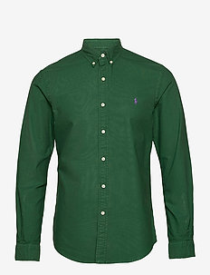 Slim Fit Oxford Shirt - casual shirts - new forest