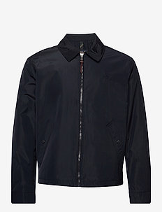Water-Repellent Windbreaker - leichte jacken - collection navy