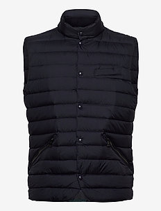 Water-Resistant Down Vest - vesten - collection navy