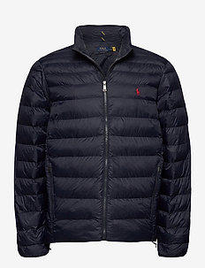 Packable Quilted Jacket - padded jackets - collection navy