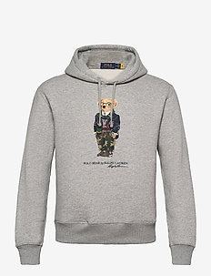 MAGIC FLEECE-LSL-KNT - sweats à capuche - andover heather