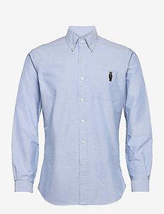 OXFORD-CUBDPKS - casual hemden - 4982a bsr blue pr