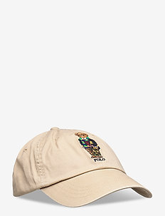 NEW BOND CHINO-CLASSIC SPORT CAP - caps - classic khaki