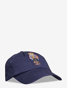 NEW BOND CHINO-CLASSIC SPORT CAP - caps - newport navy
