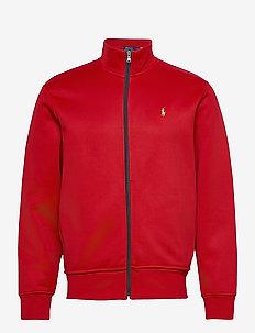 Lunar New Year Track Jacket - basic-sweatshirts - ralph red