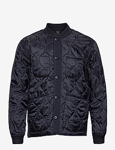 Quilted Liner Jacket - gewatteerd jassen - collection navy