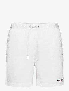 6-Inch Polo Prepster Stretch Twill Short - casual shorts - white
