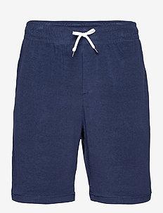 Terry Drawstring Short - casual shorts - french navy