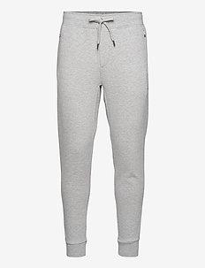 Cotton-Blend Jogger Pant - kläder - andover heather