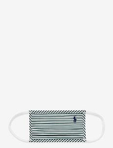 CTN YD POPLIN-FMK - gezicht maskers - 4655c pine/white